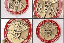 Nurses and Patients - Gifts / Custom coins and lanyards that make great collectibles or gifts!