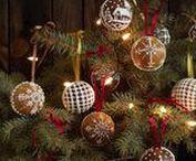 Winter & Christmas decorations / Zimowe i bożonarodzeniowe dekoracje