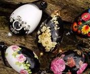 Easter decorations / Dekoracje na Wielkanoc