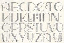 Typography / Typojuttui