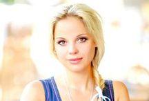 Russian and Ukrainian women