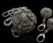 Beading & bead embroidery / Beading i haft koralikowy :)
