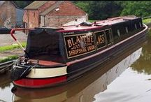 Canal Boat Types / Different types of boats found on the Inland Waterways of the UK