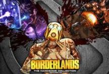 Borderlands Wallpapers / Backgrounds / Awesome collection of Borderlands 1, Borderlands 2, Borderlands the Pre-Sequel, and Borderlands 3 Wallpapers. Download Free video game backgrounds for your Desktop Theme or Mobile device (iPhone or Android).  http://mentalmars.com/