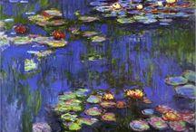Claude Monet / by Summer