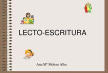 Lectoescriptura / Treballem la lectoescriptura a l'aula
