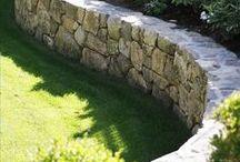 Puutarhaideat / Ideoita terassille, pihaan ja puutarhaan. Kuvia pihakasveista.