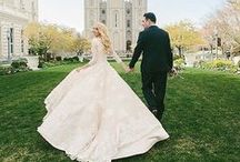 Hochzeit • Prinzessinnenstil / Inspirationen zum Heiraten wie eine Prinzessin.