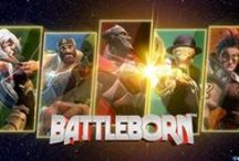 Battleborn Wallpapers / Awesome collection of Battleborn Wallpapers. Download Free video game backgrounds for your Desktop Theme or Mobile device (iPhone or Android).  http://mentalmars.com/