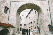 Hochzeit • Gruppenbilder / Ideen für Gruppenbilder
