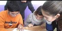 Aprenentatge cooperatiu / Llibres, activitats, vídeos, fotos i més recursos per a treballar de forma cooperativa a l'aula