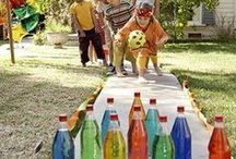 Estiu amb nens! / Recull d'activitats que podem fer amb nens de totes les edats durant l'estiu: manualitats, jocs d'aigua i més!