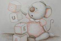 Cuadros infantiles - Láminas / Cuadros para bebes. Cuadros para niños. Decoración infantil y juvenil.