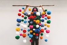 pom pom  / by homemade@myplace (Alessandra)