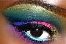 Make Up / Skin care / cosmetics / by Deborah Edgerton Herbst