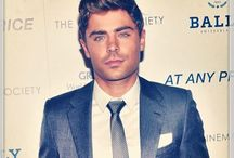 Zachary David Alexander Efron ♥ / by Sidney Morris