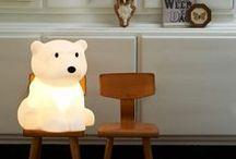 Lámparas infantiles / Iluminación infantil. Lámparas para niños, luces de noche, pantallas infantiles personalizadas, pantallas para lámparas de pie, de techo, de sobremesa, lámparas infantiles originales...