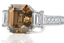 *FANCY COLOURED DIAMONDS* / Diamonds with natural colours outside the normal market range are classified as fancy colour diamonds. The colour is described in terms of their hue, tone, and saturation. The colour characteristic plays the most important role in the value of a fancy coloured diamond.