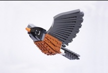 Lego ideas / Lego is a divers material with a lot of possiblities. Get some ideas and make something yourself...