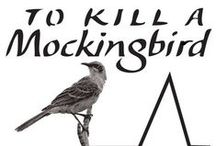Teaching TO KILL A MOCKINGBIRD by Harper Lee / A folksy teaching unit for Harper Lee's highly engaging classic novel To Kill a Mockingbird. 284 pages of activities that are sure to engage high school English students. PreReading Discussions, FDR Speech Analysis, Plot, Conflict, Setting, Characters, Writing Journals, Pop Quizzes, Vocabulary, Figurative Language, Symbols, Song Lyrics Analysis, Art Discussion, Essay, Movie Comparison