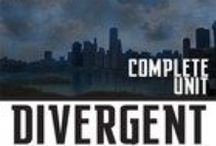 Teaching DIVERGENT by Veronica Roth / A brave teaching unit for Veronica Roth's highly engaging young adult novel Divergent. 176 pages of activities that are sure to engage middle school and high school English students. Exciting Google Earth Zipline Tour of Chicago, Faction Analysis, Plot, Conflict, Setting, Characters, Writing Journals, Pop Quizzes, Vocabulary, Figurative Language, Analogies, Essay, Movie Comparison