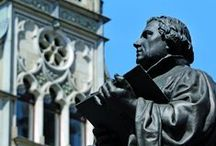 Reformation hereos and famous composers