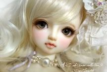Pretty BJDs / These are BJds that are not owned by me.But  I find unique or pretty or the setting is creative.