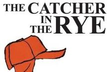 Teaching CATCHER IN THE RYE by J.D. Salinger / An insane-ly engaging teaching unit for J.D. Salinger's sarcasticly gold classic novel The Catcher in the Rye. 157 pages of activities that are sure to engage high school English students. Google Earth tours, Plot, Conflict, Setting, Characters, Writing Journals, Pop Quizzes, Vocabulary, Figurative Language, Symbols, Essay by Created for Learning
