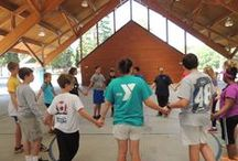 7th Grade Retreat / The 7th grade is having their annual retreat at Camp Thunderbird!