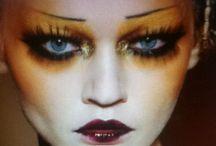 Make up.....:)