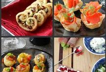 New Years Eve Food / Food ideas & recipes for New Year's Eve!
