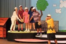 "Upper School Production - You're a Good Man Charlie Brown / Augusta Prep's Upper School Theater Department put on a production of ""You're a Good Man Charlie Brown"" on Monday as part of the GISA Region 4-AAA One Act Competition being held in Augusta Prep's Hull Fine Arts Center."