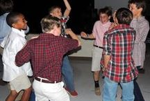 Middle School Fall Dance  / Our Middle School students had a great time Friday night at the annual Middle School Fall Dance.  This year's dance was in a Western theme, with lots of cowboy boots, cowboy hats, and flannel shirts.
