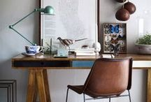 Working Spaces / Offices, desks, working spaces functional and creative!
