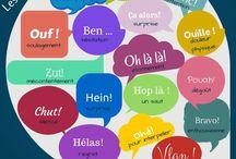 FLE / Matériel pour l'enseignement du français langue étrangère