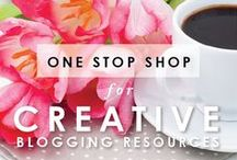 [Better Bloggin'] / Bloggers sharing resources, advice,  tips and do's and don'ts with other bloggers...now that's a beatiful thing!   / by Desserts Designed