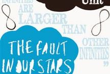 Teaching THE FAULT IN OUR STARS by John Green / Get this awesome teaching unit for John Green's highly engaging young-adult love story, The Fault in Our Stars. 208 pages of activities that are sure to engage middle school or high school English students. Plot, Conflict, Setting, Characters, Google Earth Tours, Writing Journals, Pop Quizzes, Vocabulary, Figurative Language, Maslow's Hierarchy Activity, Essay, Song Lyric Exploration, Poem Studies, Movie Comparison (Movie debut June 2014)