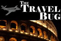 Travel Bug Teachers / This is for all you people who've caught the travel bug. Teachers, explorers, learners, whomever. Italy, England, Africa, to infinity and beyond! And for all you teachers who are already planning next summer's vacation travels. Good on you for dreaming ahead!