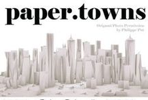 Teaching PAPER TOWNS by John Green / An illuminating teaching unit for John Green's young adult novel Paper Towns. 150+ pages of activities that are sure to engage middle school students and high school English students. Plot, Conflict, Characters, Writing Journals, Pop Quizzes, Vocabulary, Figurative Language, Activities, Poem Analysis, Essay lesson plans by Created for Learning