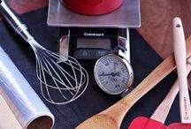 Baking tools and friends