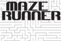 Teaching Maze Runner by James Dashner / A fantastic teaching unit for James Dashner's young adult novel The Maze Runner. 300+ pages of activities that are sure to engage middle school or high school English students. Utopias, Pre-Reading, Plot, Conflict, Characters, Mapping the Glade, Selfie Update, Writing Journals, Pop Quizzes, Vocabulary, Essay, Epilogue Response