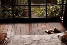 Sleeping Spaces / Where would we be inspired to sleep in?