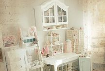 Shabby chic / Alles wat shabby chic is.