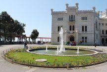 Miramare - Trieste - Friuli Venezia Giulia- Italy