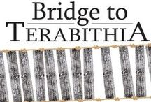 Teaching BRIDGE TO TERABITHIA / Bridge to Terabithia Unit Novel Teaching Package   TEXT: Bridge to Terabithia by Katherine Paterson  LEVEL: 4th-8th TOTAL: 146+ slides/pages  Pacing Guide and Answer Keys included  MEETS COMMON CORE STANDARDS  CONTENTS: * Suggested timeline of how a teacher could plan out the unit. * Detailed explanations of the goals of each activity and how to conduct the activities in the classroom.