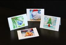 Arty ways to support us / e-cards, greeting cards and other ways you can support us with a donation.