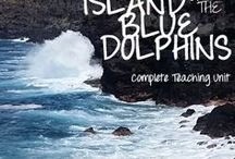 Teaching ISLAND OF THE BLUE DOLPHINS