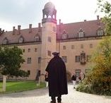 Luther Nowadays / Have you ever wondered if Luther would recognize #LutherCountry if he came back today? We will send Luther on a journey through time! Find out how he fares on his travels through modern-day LutherCountry! #LutherCountry