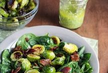 Mmm ... salads!