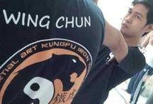 Wingchun Harimau Besi Indonesia / Pelatihan Kungfu Wingchun gaya Ip Man di Indonesia